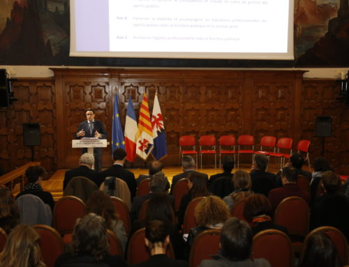 Fonction publique – Intervention de Marc Bellanger à la Métropole de Nice sur la transformation de la fonction publique